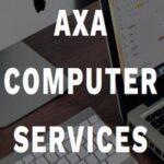 AXA Computer Services logo